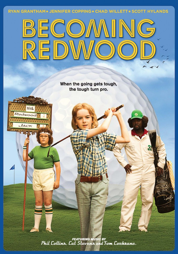 Becoming Redwood DVD